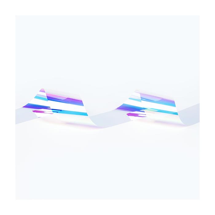 Mirror Effect Foil - Mermaid