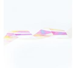 Mirror Effect Foil - Emerald Indigo