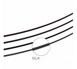 Silk, Black, L+, 0.2 12mm, 13mm / duża paletka