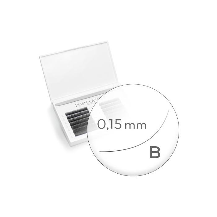 Business Line, Black, B, 0.15, Mix od 7mm do 13mm
