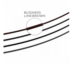 Business Line, Brown, B, 0.15, 10mm, 11mm