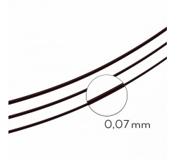Business Line, Brown, C, 0.07, 12mm, 13mm