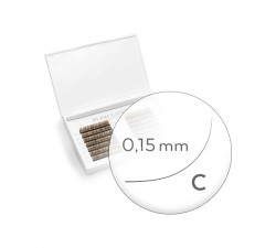 Business Line, Brown, C, 0.15, 4mm, 5mm, 6mm, 7mm Indigo