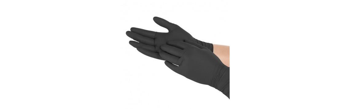 Rękawiczki Kosmetyczne do Zabiegów i Stylizacji Paznokci   by Kate Zett